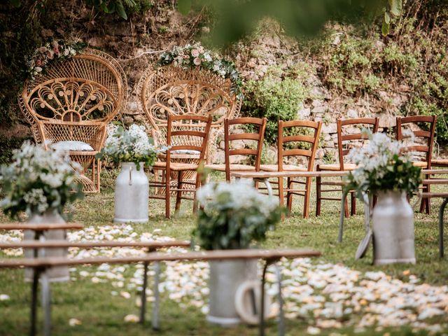 Le mariage de Laura et David à Le Pallet, Loire Atlantique 2