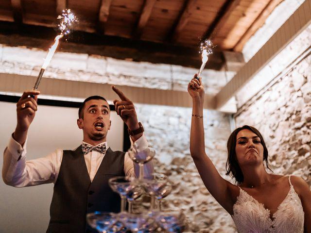 Le mariage de Laura et David à Le Pallet, Loire Atlantique 8