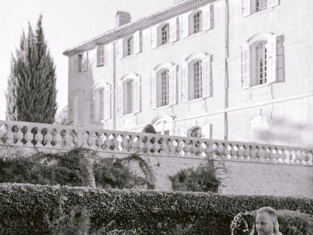 Le mariage de Raphaël et Lou à Le Puy-Sainte-Réparade, Bouches-du-Rhône 4