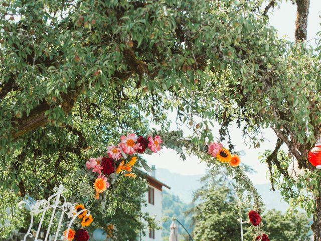 Le mariage de Charles et Anne-France à Giez, Haute-Savoie 8