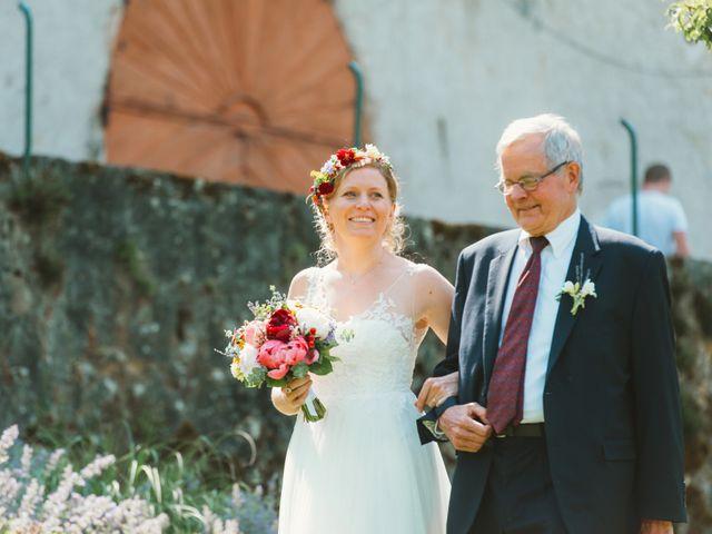 Le mariage de Charles et Anne-France à Giez, Haute-Savoie 13