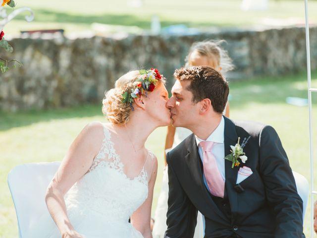 Le mariage de Charles et Anne-France à Giez, Haute-Savoie 14