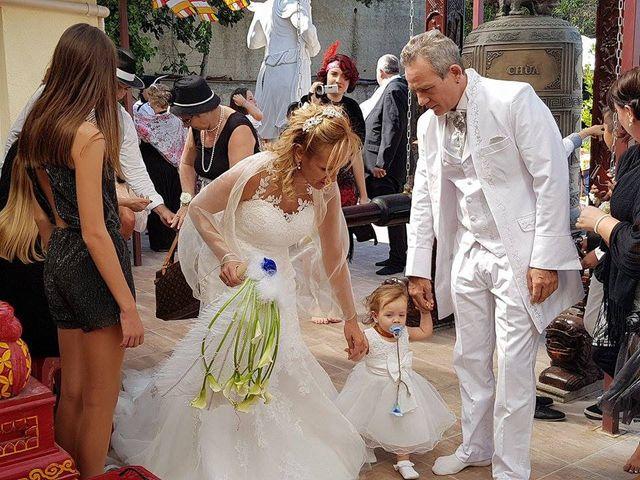 Le mariage de Virginie et Yvon à Aubagne, Bouches-du-Rhône 1