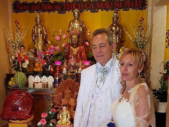 Le mariage de Virginie et Yvon à Aubagne, Bouches-du-Rhône 8