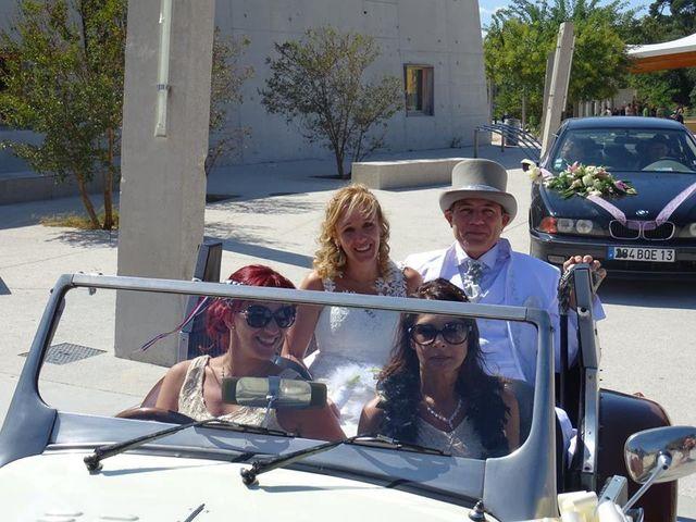 Le mariage de Virginie et Yvon à Aubagne, Bouches-du-Rhône 10