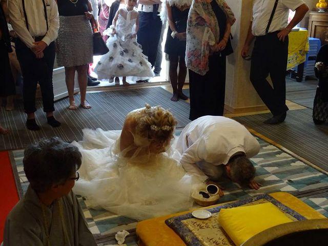 Le mariage de Virginie et Yvon à Aubagne, Bouches-du-Rhône 11