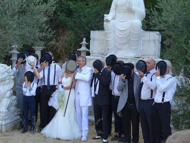 Le mariage de Virginie et Yvon à Aubagne, Bouches-du-Rhône 15