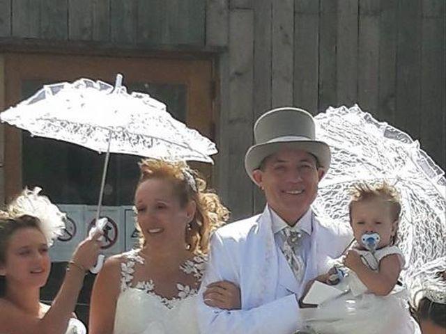 Le mariage de Virginie et Yvon à Aubagne, Bouches-du-Rhône 16