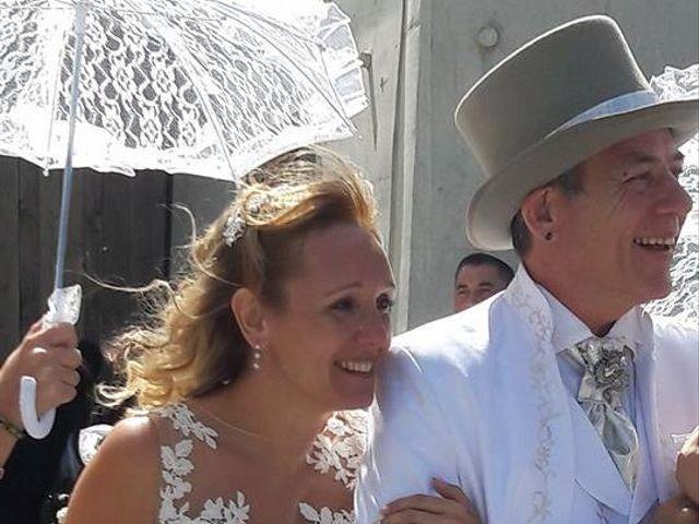 Le mariage de Virginie et Yvon à Aubagne, Bouches-du-Rhône 17