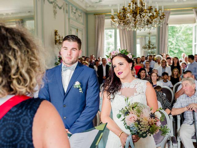 Le mariage de Kevin et Aurélie à Bordeaux, Gironde 81