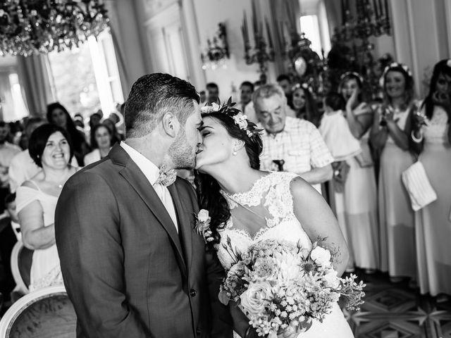 Le mariage de Kevin et Aurélie à Bordeaux, Gironde 84