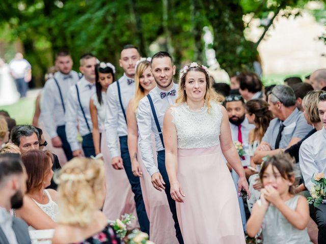 Le mariage de Kevin et Aurélie à Bordeaux, Gironde 119