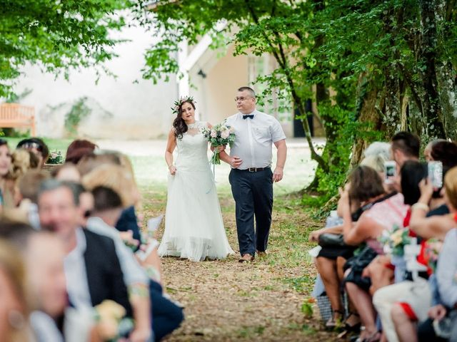 Le mariage de Kevin et Aurélie à Bordeaux, Gironde 120