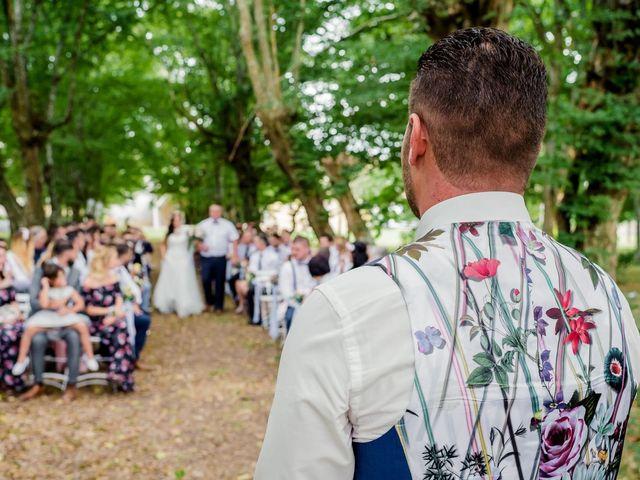 Le mariage de Kevin et Aurélie à Bordeaux, Gironde 121