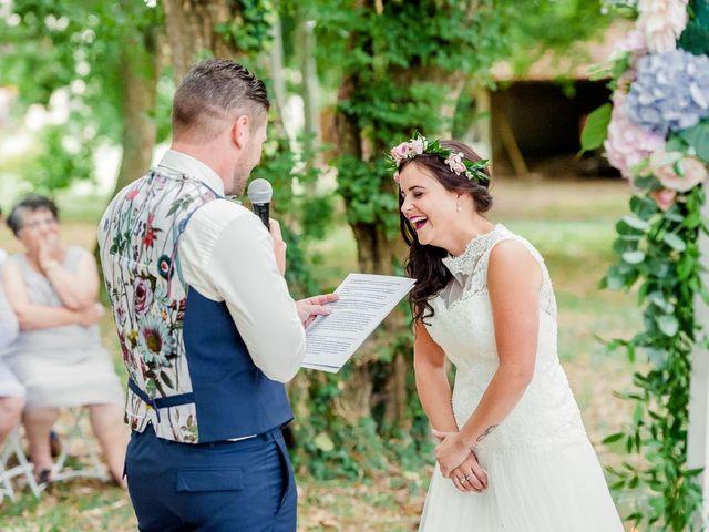 Le mariage de Kevin et Aurélie à Bordeaux, Gironde 135