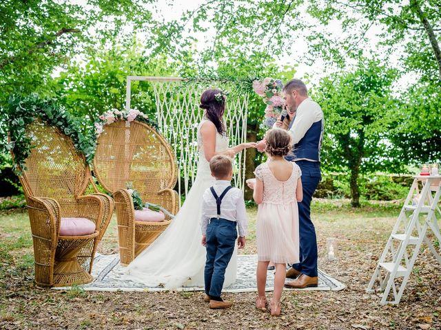 Le mariage de Kevin et Aurélie à Bordeaux, Gironde 136