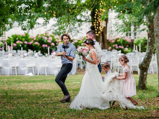 Le mariage de Kevin et Aurélie à Bordeaux, Gironde 142