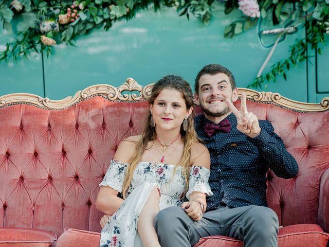Le mariage de Kevin et Aurélie à Bordeaux, Gironde 157