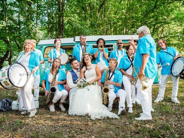 Le mariage de Kevin et Aurélie à Bordeaux, Gironde 160