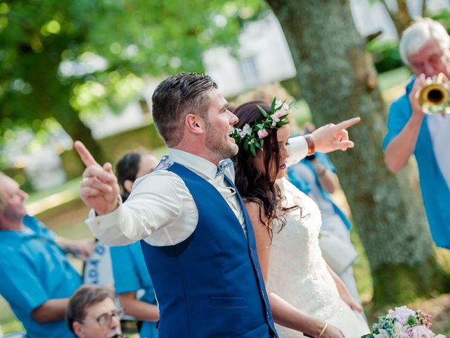 Le mariage de Kevin et Aurélie à Bordeaux, Gironde 161