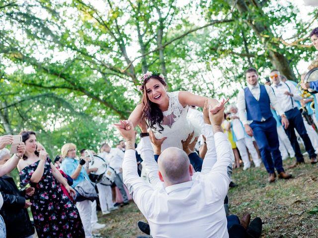 Le mariage de Kevin et Aurélie à Bordeaux, Gironde 162