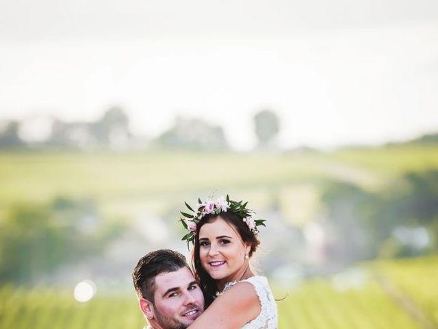 Le mariage de Kevin et Aurélie à Bordeaux, Gironde 167