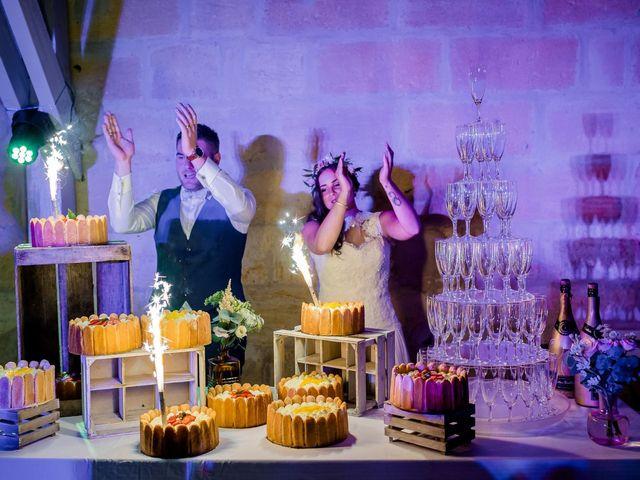 Le mariage de Kevin et Aurélie à Bordeaux, Gironde 192