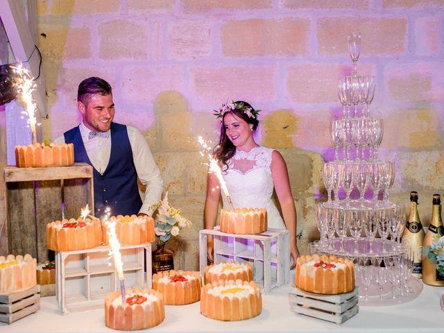 Le mariage de Kevin et Aurélie à Bordeaux, Gironde 193