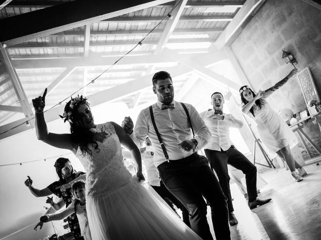 Le mariage de Kevin et Aurélie à Bordeaux, Gironde 203