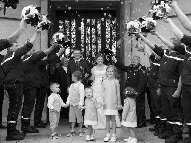 Le mariage de François et Lucie à Yvetot, Seine-Maritime 2