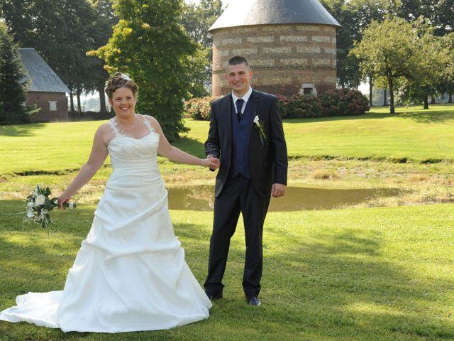 Le mariage de Lucie et François