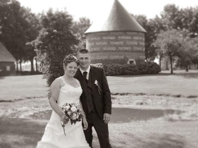 Le mariage de François et Lucie à Yvetot, Seine-Maritime 5