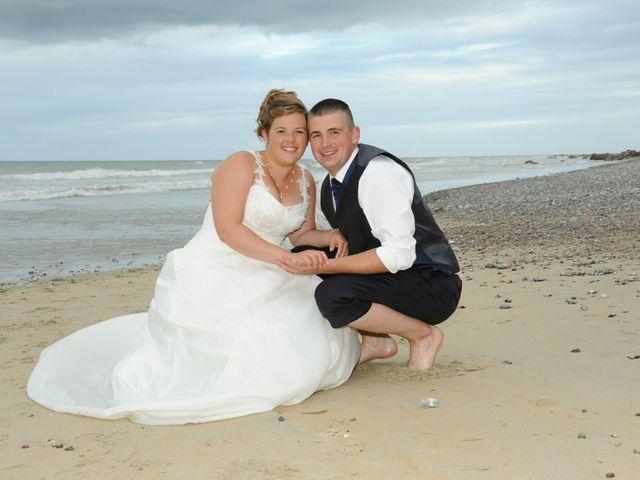 Le mariage de François et Lucie à Yvetot, Seine-Maritime 7