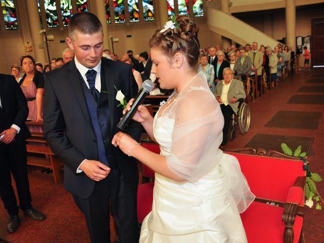 Le mariage de François et Lucie à Yvetot, Seine-Maritime 9