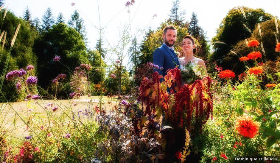 Le mariage de Anthony et Anaïs à Feytiat, Haute-Vienne
