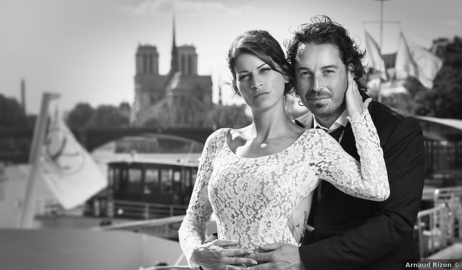 Le mariage de Grégory et Amanda à Saint-Gratien, Val-d'Oise