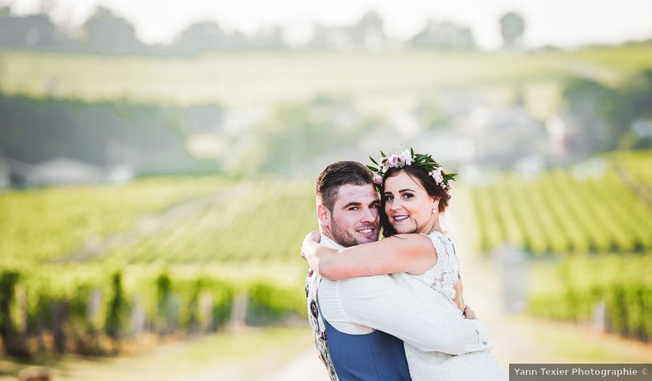 Le mariage de Kevin et Aurélie à Bordeaux, Gironde