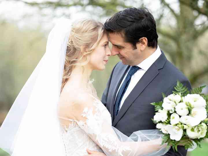Le mariage de Christina et Alberto