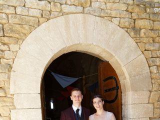 Le mariage de Priscillia et Jordan 1