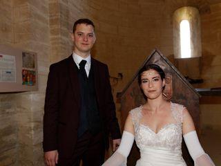 Le mariage de Priscillia et Jordan