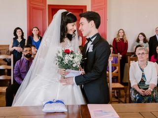 Le mariage de Débora et Quentin