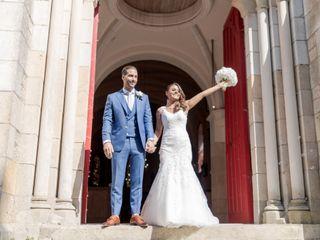 Le mariage de Marina et Christ