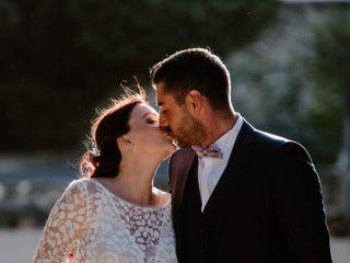 Le mariage de Noémie et Yoann