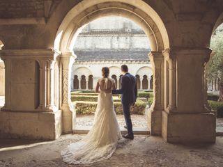 Le mariage de Sarah et Romain