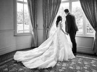 Le mariage de Thaïs et Romain