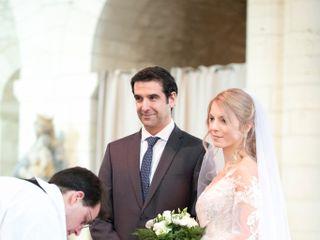 Le mariage de Christina et Alberto 1