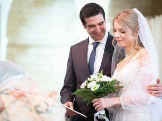 Le mariage de Christina et Alberto 3