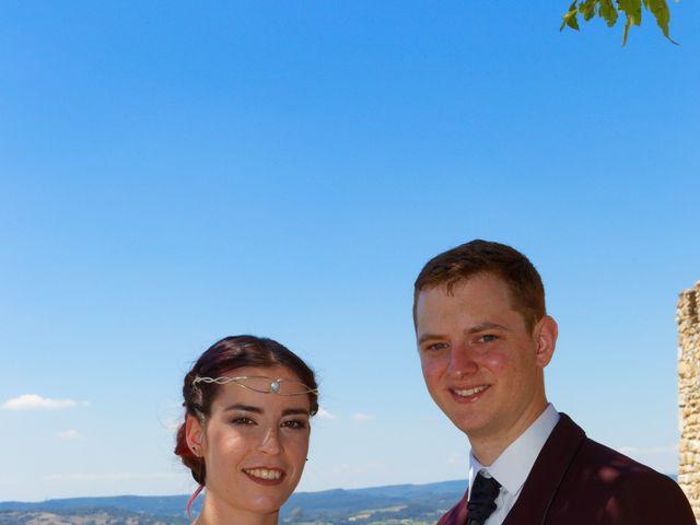 Le mariage de Jordan et Priscillia à Mornas, Vaucluse 5