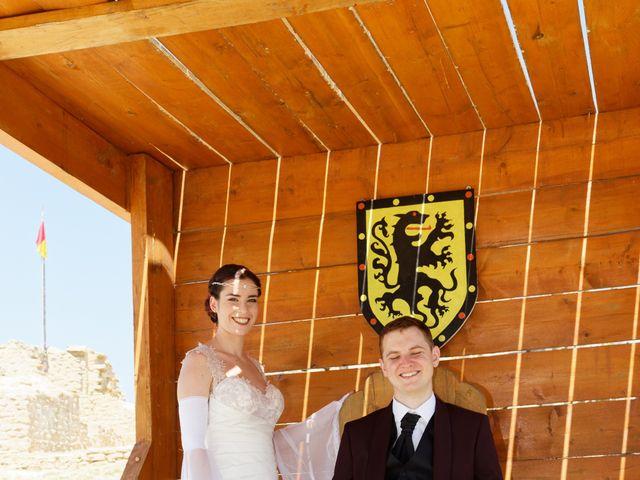 Le mariage de Jordan et Priscillia à Mornas, Vaucluse 6