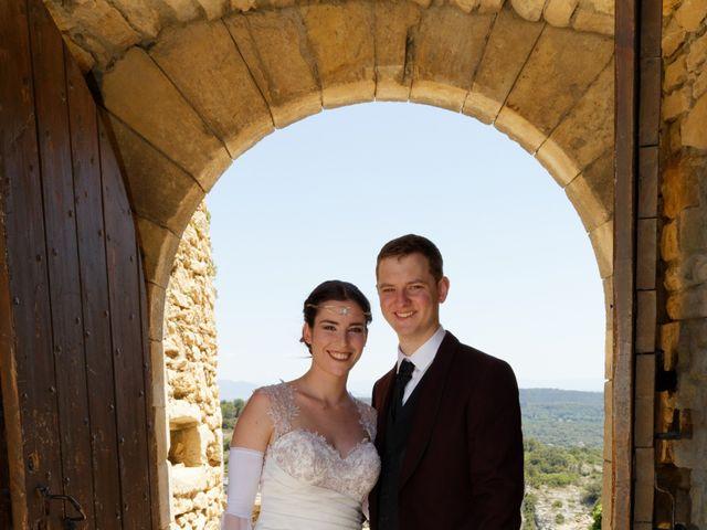 Le mariage de Jordan et Priscillia à Mornas, Vaucluse 7